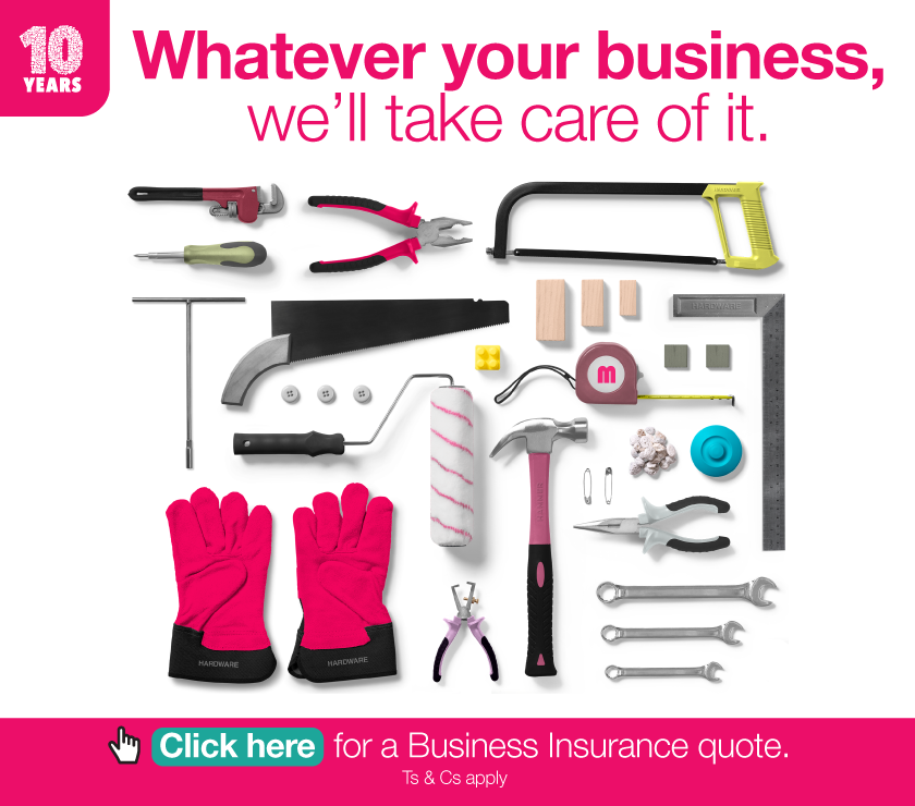 Whatever your business, we'll take care of it!